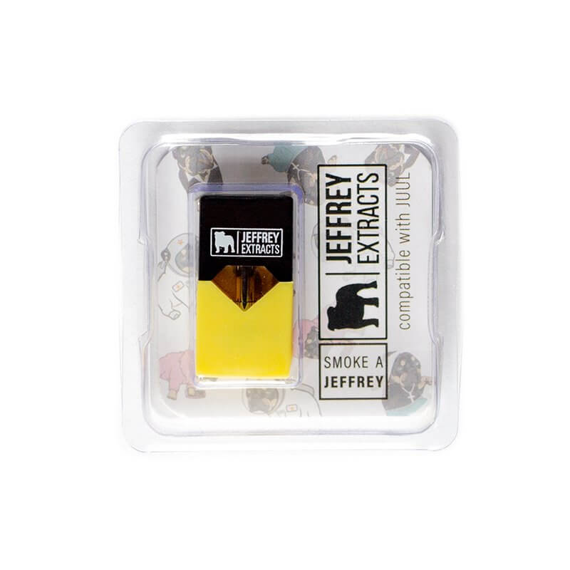 Jeffrey Extracts - JUUL Pod