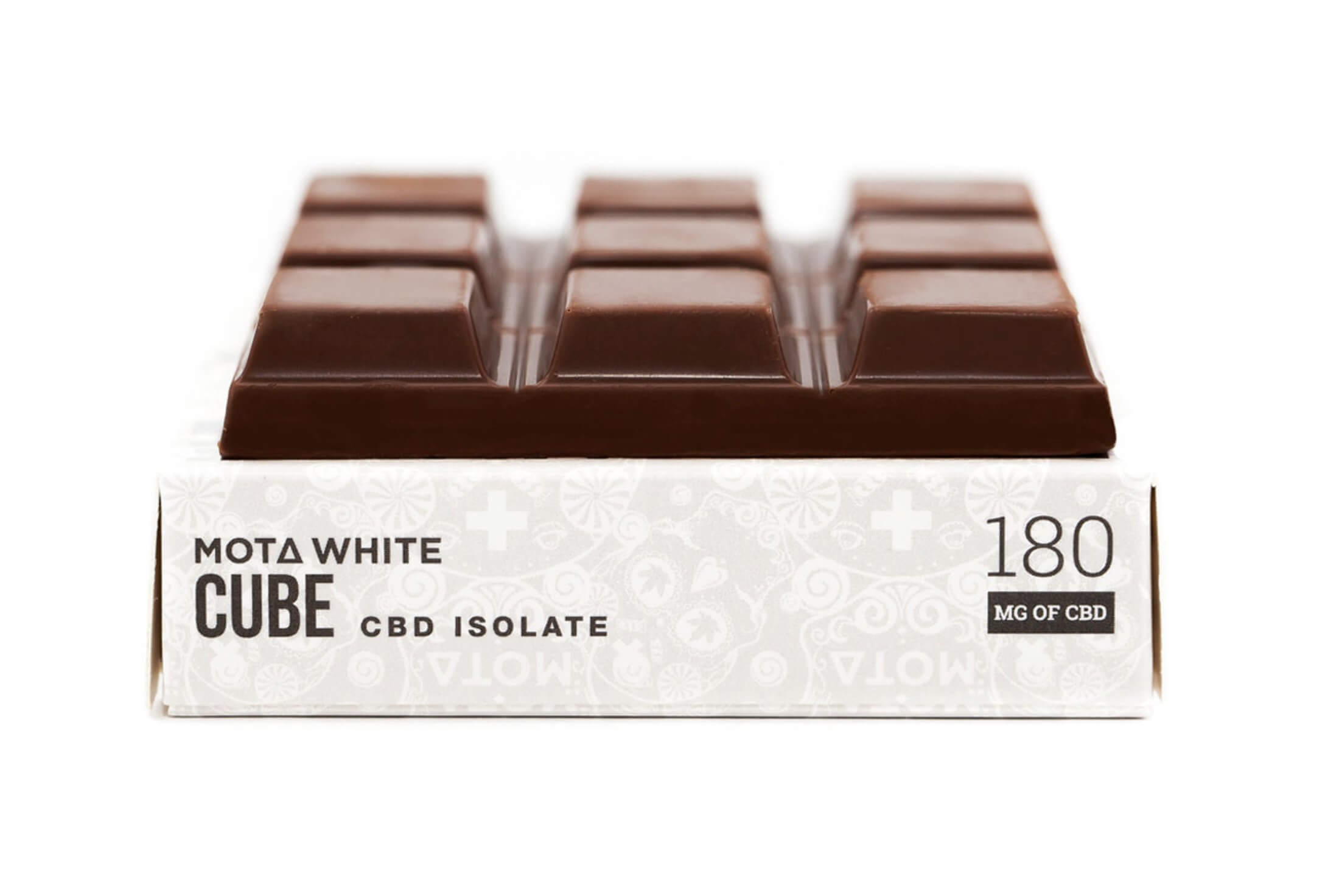 Mota CBD Chocolate Cube