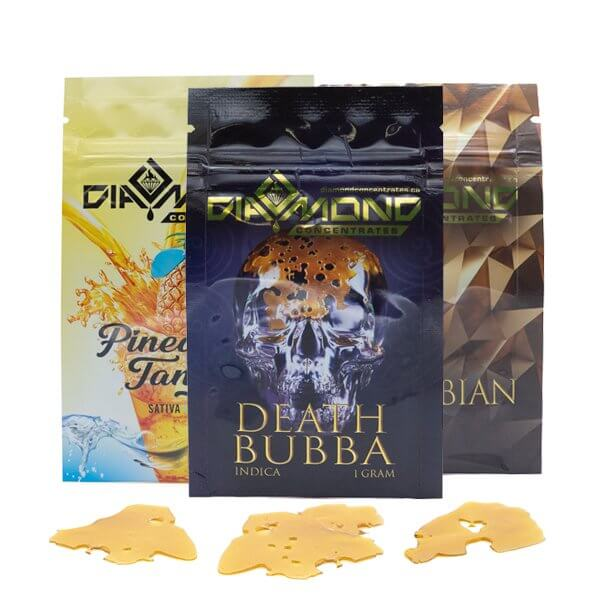 Diamond Concentrates - Shatter