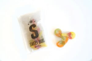Sweet Bud - Gummies THC or CBD