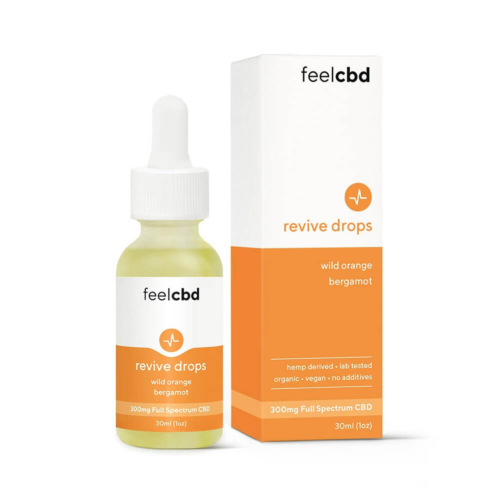 FeelCBD - Tincture