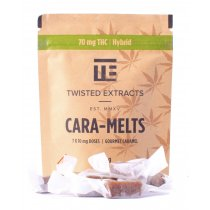 Twisted Extracts Caramelts Hybrid